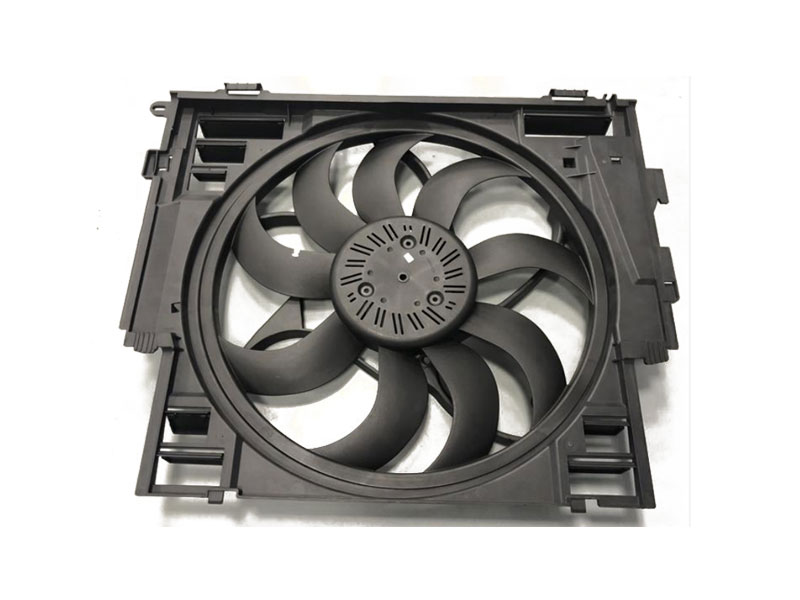 Električni ventilatori za hlađenje automobila